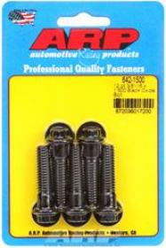 ARP  12 Point 3/8 Wrench Head 3/8-16 1.500 length Chromoly Black Oxide Pack of 5