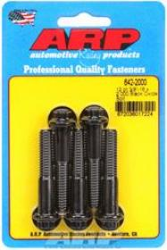ARP  12 Point 3/8 Wrench Head 3/8-16 2.000 length Chromoly Black Oxide Pack of 5