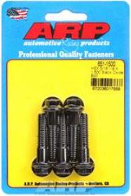 ARP HEX 3/8 Wrench Head 5/16-18 1.500 length Chromoly Black Oxide Pack of 5