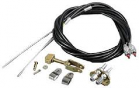 Willwood Parking Brake Cables