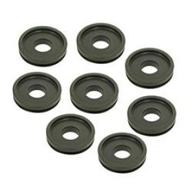 Comp Cams Exhaust Valve Rotator Eliminator 1.732''O.D 1.468'' Spring O.D .630 Spring I.D .300'' Thick Set Of 8