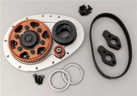 COMP CAMS Belt Drives elt Drive System, Hi-Tech Series, Dry System, Single Idler Gear, Chevy, Small Block, Kit