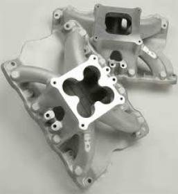 CHI ALLOY INTAKE MANIFOLD (Suit 9.2'' & 9.5'' Deck Heights & 4150 Carby)
