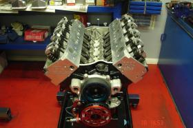 Clevor 440ci 800+ HP Mid to High  9 SEC Street Package Dart Iron Eagle Block Roller Cam CNC Ported Heads