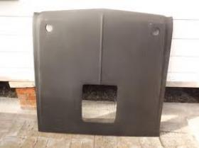 FIBREGLASS XY GT BONNET With Shaker Hole Brace Kit & Holes For Bonnet Pins