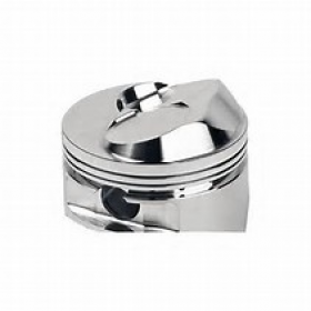 USA  Custom Developed Pistons  Designed To Get Optimum Fit With  Deep Valve Reliefs For High Lift Camshafts Suit 9.2 Deck Clevo  6''Rod 4''Stroke  4.030'' Bore  408ci Comes With Rings&Locks 1.2/1.5/3.0 -13cc Volume 1.180 Pin Height