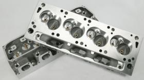 CHI CLEVALAND 239cc-260cc CNC PORTED 3V ALLOY HEADS ( Suit 427ci-454ci Up To 750 HP Must Use CHI Intake Manifold) QTY- Bare Pair