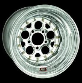 WELD MAGNUM POLISHED 15 X 8  3'' BS (5 X 4.5 Ford Stud Pattern)