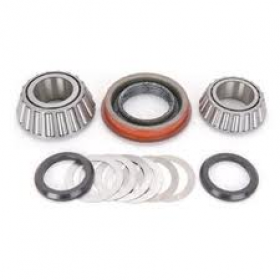 STRANGE Pinion Bearings (Front & Rear , 2-pc Preload Spacer, Shims & Seal) For Use With N1914,N1915,N1917,Pinion Supports