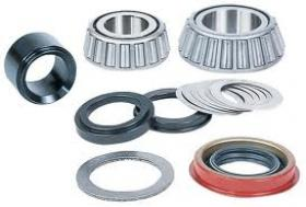 STRANGE Pinion Bearings Kit (Pinion Bearings Front & Rear, Adapter Sleeve, Toorington Pinion Bearing Washer,2-pc Spacer & Seal)For N1922 Support