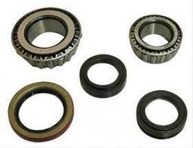 STRANGE Pinion Bearings (Front & Rear Bearings 2-pc Preload Spacer & Shims, Solid Spacer & Seal)For N1922 Pinion Support