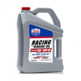 Lucas 10W/40  Racing Engine Oil 5quartz