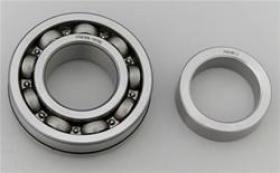 Strange Ball Style Axle Bearing And Locking Ring 1.531''Bore For 3.150'' ID Housing Pair