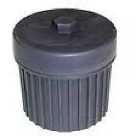 System 1 Oil Filter 4'' Short Universal Thread 30 Micron