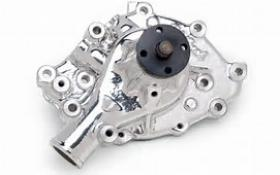 Edelbrock  Victor Series Alloy Water Pump Endurashine RH Inlet Suit 289-351W