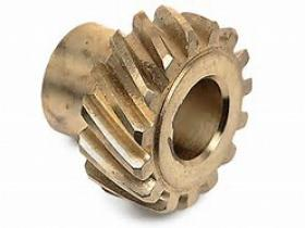 COMP Cams Bronze Distributor Gear  .484 in. Diameter Shaft, Suit Chrysler 273-360,LA,Donavan V8